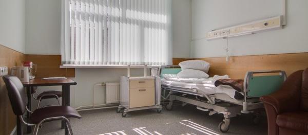 Медицинское учреждение не сдается